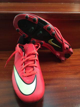 Botas fútbol Nike - talla 44