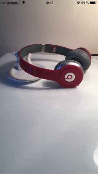 Casque beat solo HD