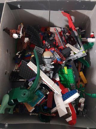 Caja de Lego