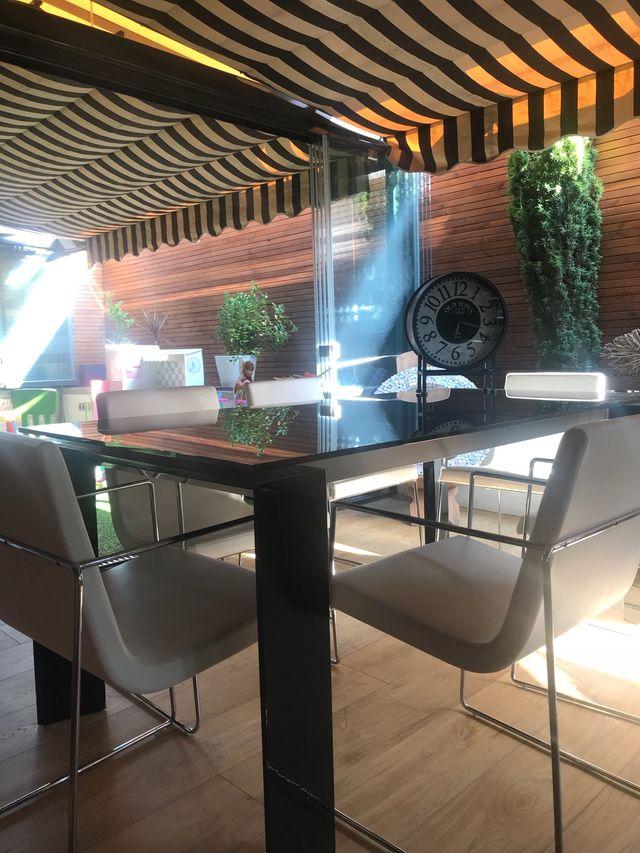 Mesa comedor extensible Diseño de segunda mano por 200 € en ...