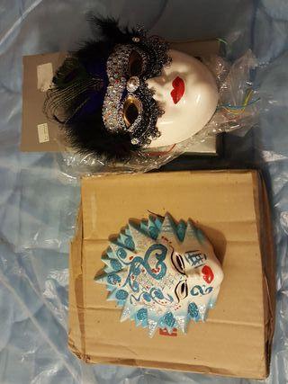 Máscaras porcelana NUEVAS