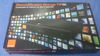 Deco Uhd 4K Orange