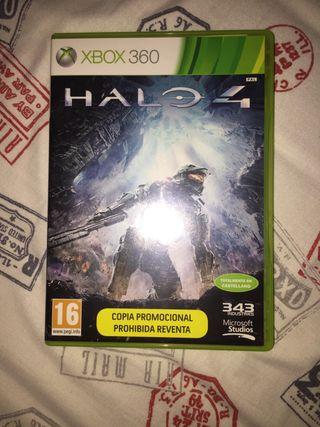 Halo 4 xbox 360 nuevo