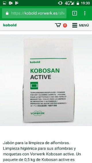 Koboclean active alfombras