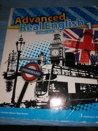 Advanced. Real English. Student Book.