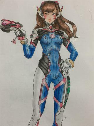 Dibujo, Ilustracion (kpop, Anime...)