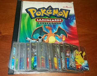 POKEMON LAMINCARDS CAMBIO Y VENDO