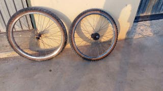 ruedas bh antigua