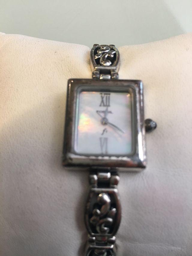 60% barato fotos nuevas promoción Reloj pulsera fossil mujer second hand for 10 € in Escaldes ...