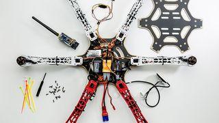 Reparacion drones de fotografia y carreras