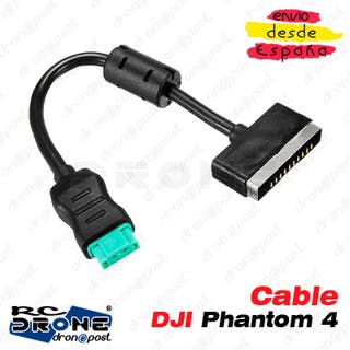 Cable carga DJI Phantom 4 Magic Cube Charger