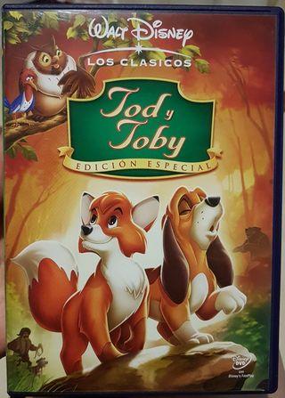 Tod y Toby Calsico 24