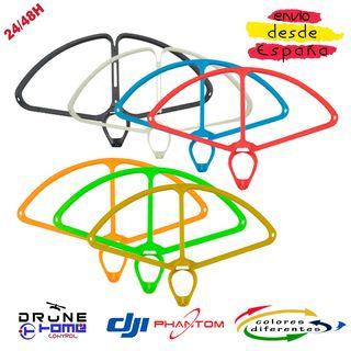 Anillo de Protección DJI Phantom 4 Drone RC