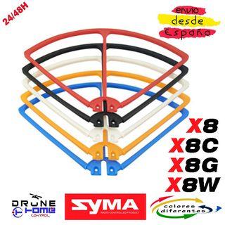 Anillo de Protección SYMA X8 X8C X8W X8G Drone RC