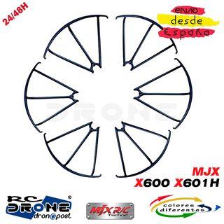 Anillo de Protección MJX X600 X601H 6-axis Drone