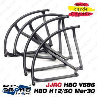 Anillo de Protección JJRC H8C V686 H8D H12C/5C Mar