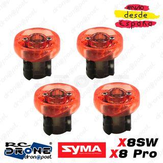 Hélice Fixed Kits SYMA X8SW X8PRO X8 Pro RC Drone