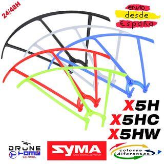 Anillo Protección SYMA X5H X5HC X5HW Drone RC