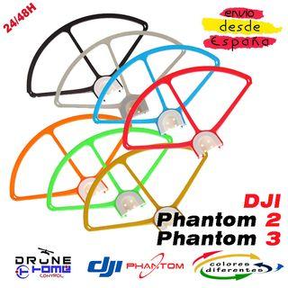 Anillo de Protección DJI Phantom 2 3 Drone RC