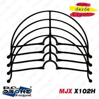 Anillo de Protección MJX X102H Quadcopter Protecto