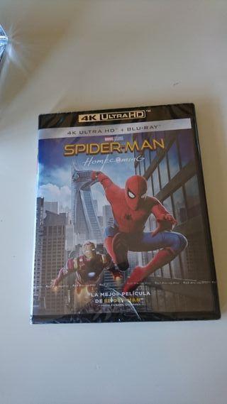 Blu Ray HD Spiderman