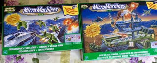 Micromachines Military