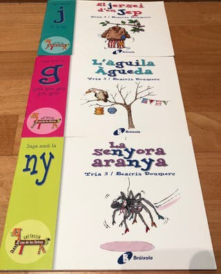2 libros - col.lecció El zoo de les lletres