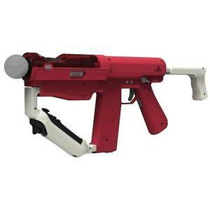 fusil mando y juego