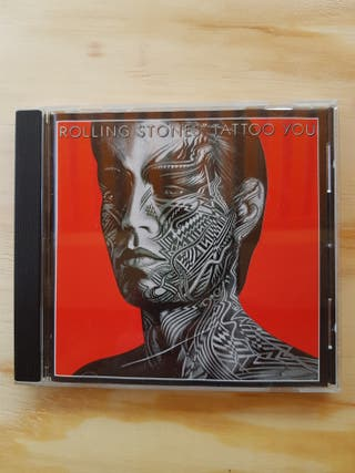 cd THE ROLLING STONES