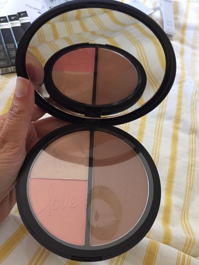 Palette 3 en 1 de It cosmetics