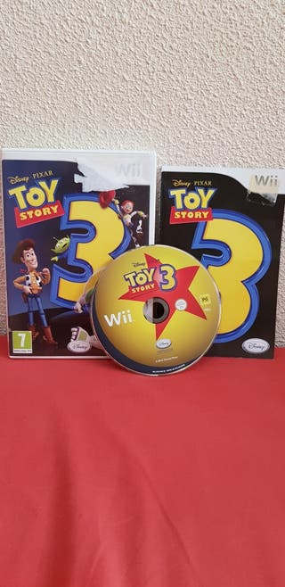 Toy Story 3 Para Wii