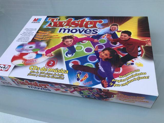Juego De Mesa Twister De Segunda Mano Por 12 En Fuenlabrada En