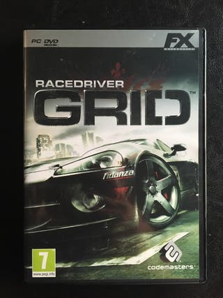 Simulador racedriver grid