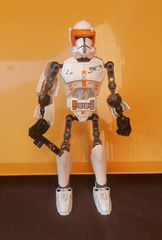 FIGURA DE LEGO STAR WARS 75108 CAPITÁN CODY