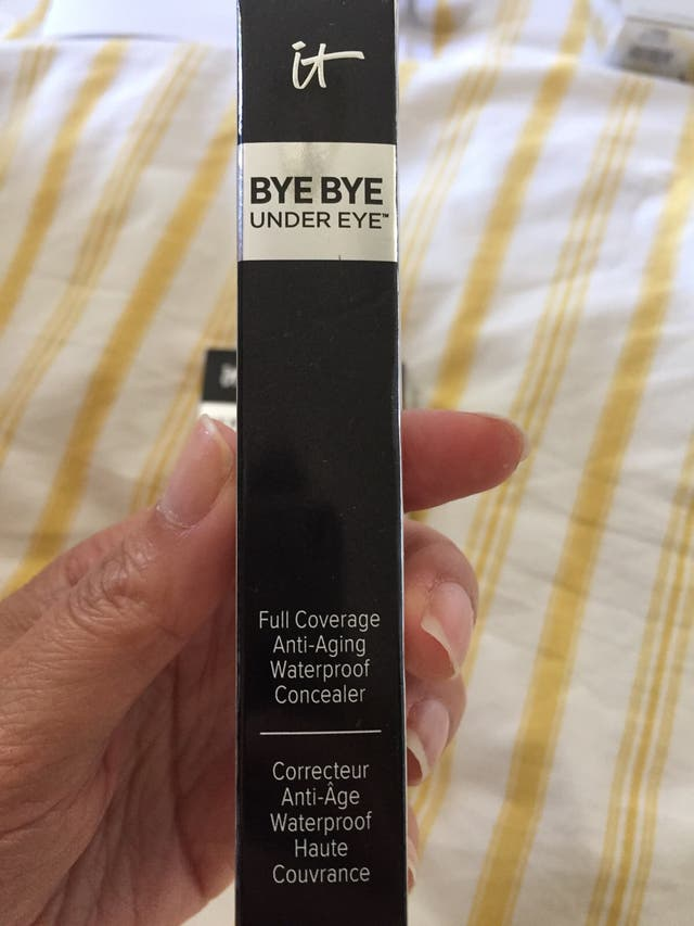 Correcteur anti-âge waterproof It cosmetics