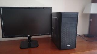 CAMBIO I3 16GB 2TB GTX960 4Gb con Monitor.Teclado