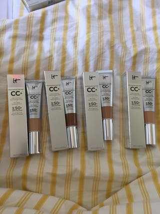 CC + cream SPF 50 It cosmetics