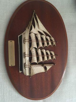 Metopa de barco