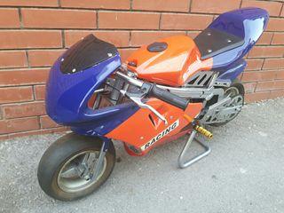 Mini moto Pocket Bikes gasolina