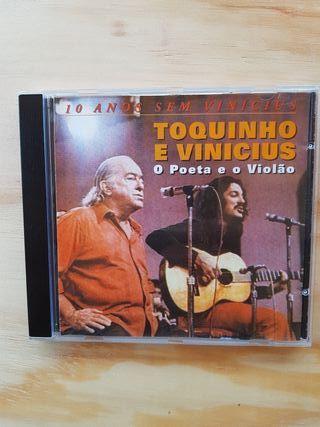 cd TOQUINHO E VINICIUS