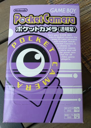 Pocket Canera Game Boy