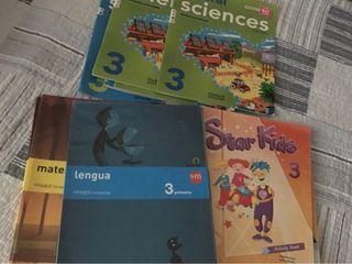 Libros texto tercero primaria
