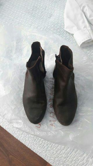 Botos de flamenco niño