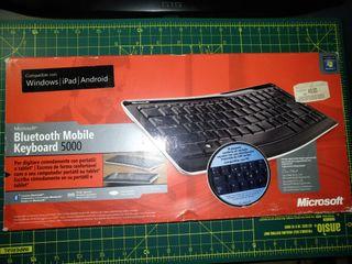 Teclado Bluetooth Microsoft Mobile 5000 Nuevo
