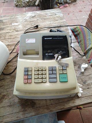 máquina regidtradora