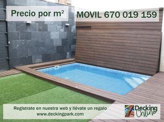 10.1. Cubiertas mobiles de madera para piscinas