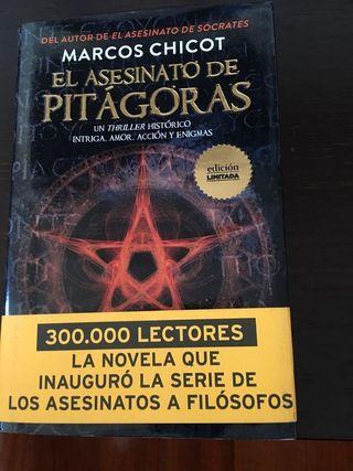 El asesinato de pitagoras. MARCOS CHICOT.