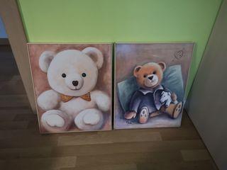 cuadros decorativos para bebe