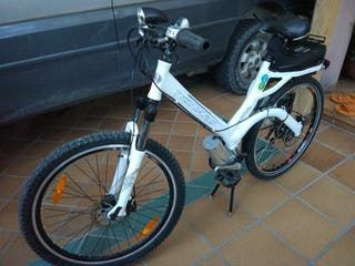 bici eléctrica REBAJADA