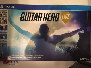 Guitarra + juego